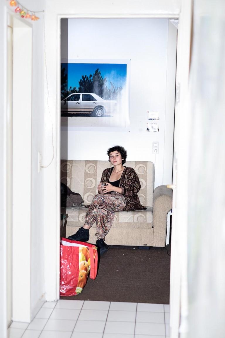 NIKOLAI ZIENER PHOTOGRAPHY Nene Hatun, 2014